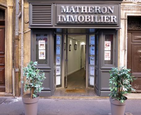 Agence immobilière Mathéron Immobilier